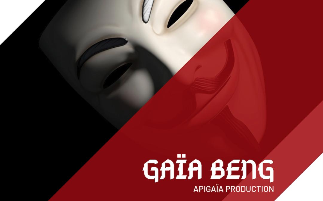 Gaïa Beng – Rap engagé